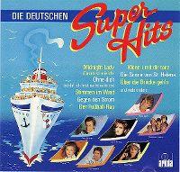 Cover  - Die deutschen Super Hits [1986-2]